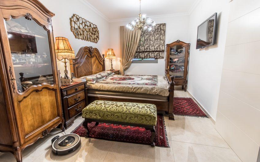 קרית מוצקין רחוב המשוררים פנטהאוז 5 חדרים