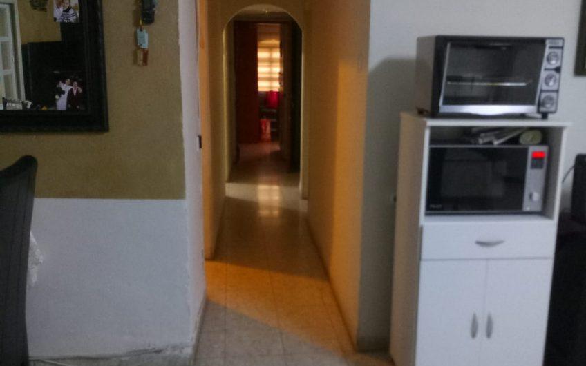 קרית ביאליק רחוב כנען דירת קרקע 4.5 חדרים