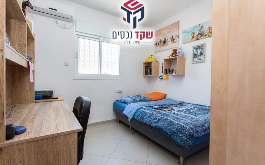 קרית חיים המזרחית ברחוב הראשונים פנטהאוס 7 חדרים
