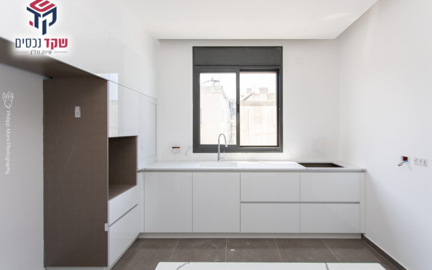 דירות להשכרה במוצקין בבניין חדש בגושן ללא עמלת תיווך
