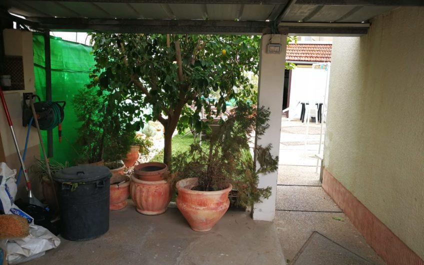 קרית חיים מערבית רחוב זלמן ארן דירת קרקע 3.5 חדרים
